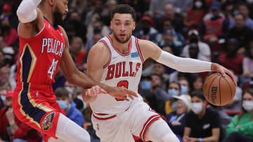 Chicago Bulls vs Toronto Raptors prediction, odds, over, under, spread, prop bets for NBA game on Monday, October 25.