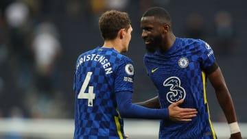Chelseas Abwehr-Duo Andreas Christensen & Antonio Rüdiger könnte bald weg sein