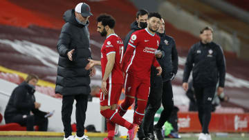 Klopp dijo de Salah que era el mejor ahora mismo