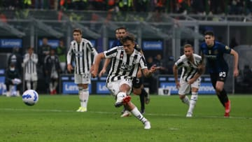Paulo Dybala came off the bench to earn Juventus a point against Inter