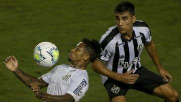 Santos foi o responsável pela última derrota do Atlético-MG no Campeonato Brasileiro, há três meses