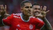 De saída do Internacional, Guerrero não tem o futuro definido. Vai para onde?