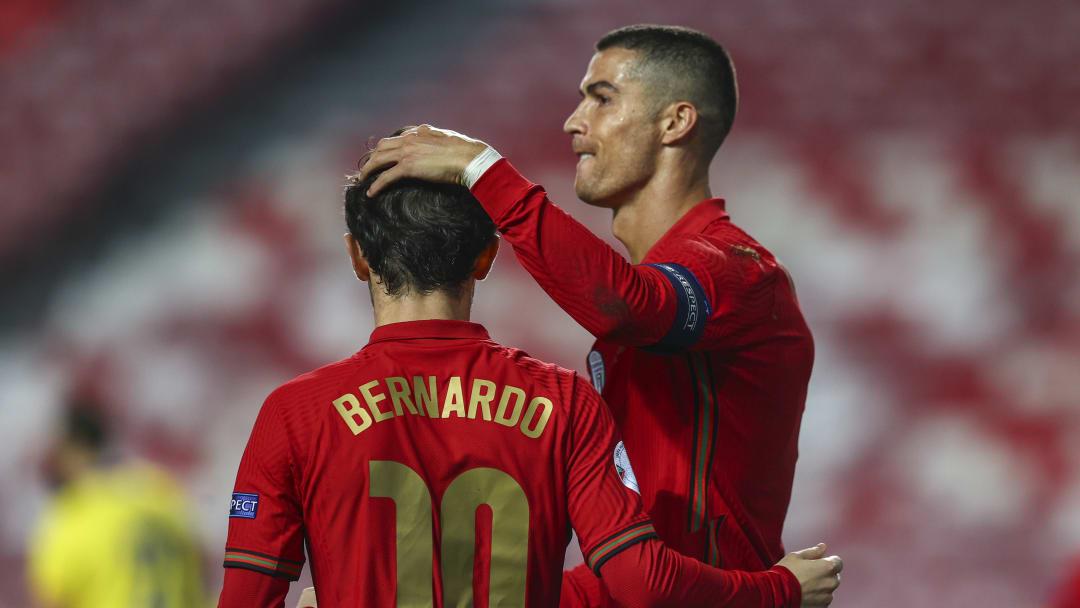 Ronaldo rejoined United on deadline day