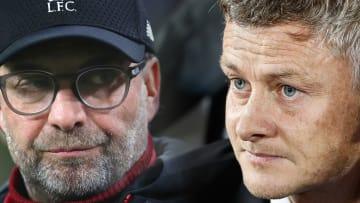 Manchester United e Liverpool medem forças na Premier League no domingo