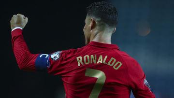 Cristiano Ronaldo is now on 115 international goals
