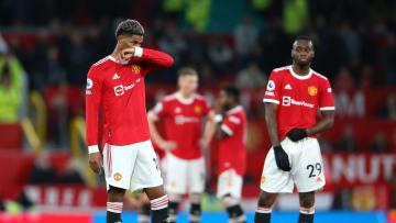 Manchester United coule à domicile face à Liverpool (0-5).