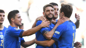 The future is bright for Italy