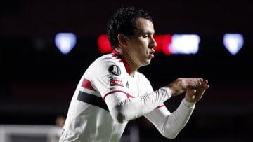 Pablo é o artilheiro do São Paulo na temporada, com 13 gols em 35 partidas. Atacante é o que mais participa em gols no clube em 2021.