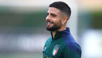 El delantero italiano del Napoli, Lorenzo Insigne, está siendo seguido de cerca por la Major League Soccer.