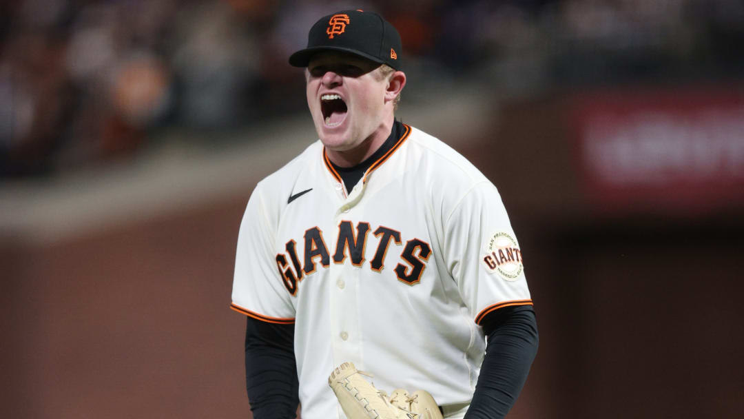 Logan Webb looks to lead the Giants to the NLCS.