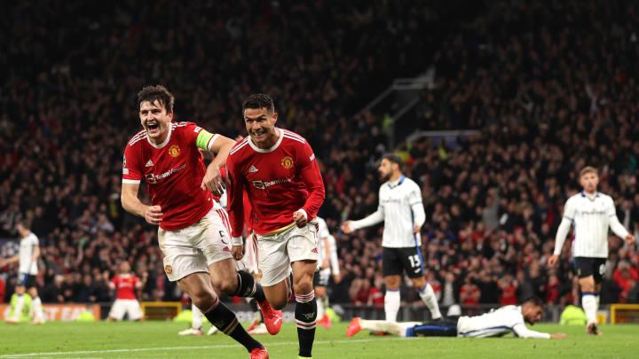 Man Utd 3-2 Atalanta: Player ratings as Ronaldo completes United comeback