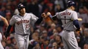 Houston Astros vs Boston Red Sox prediction, odds, probable pitchers, betting lines & spread for MLB ALCS Game 5.