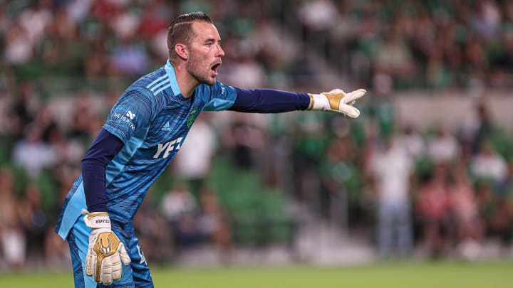 Stuver has made more saves than any other MLS goalkeeper this season.