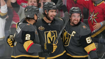The Vegas Golden Knights are expected to dominate the Pacific Division this NHL season.