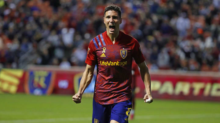 Kreilach has been a force both in front of goal and creatively for RSL.