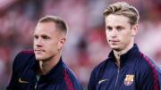 Le Bayern cible quelques joueurs du Barça dont ter Stegen et de Jong