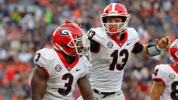 Georgia is now the favorite to win the College Football National Championship.