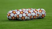 2021-2022 sezonu Şampiyonlar Ligi topları