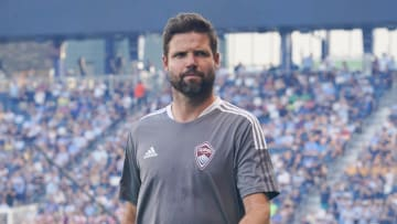 Drew Moor has played more MLS games than any other player currently active in the league.