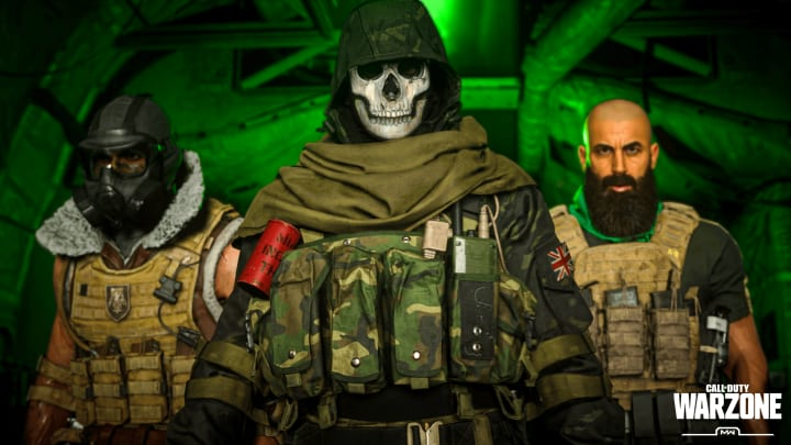 Ghost is among the most popular operators, making his skins highly coveted.