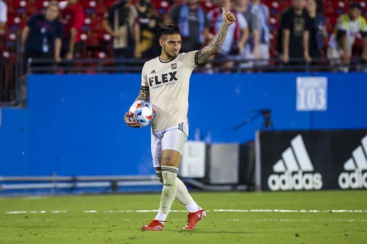 Arango already has 11 goals in his first 13 MLS appearances.