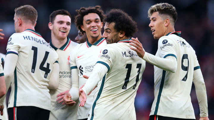 Liverpool's dazzling performance at Manchester United was the highlight of the weekend