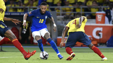 Neymar will have another duel with a strong defense like Uruguay's to dribble.