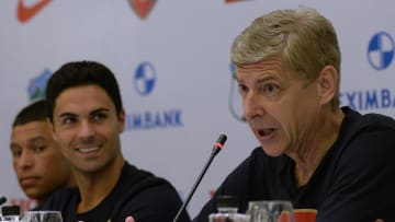 Arteta admits to being influenced by Wenger