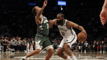The Brooklyn Nets continue to be the favorites to win the NBA championship as the season-opener nears.