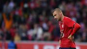Burak Yilmaz et Lille ne sont pas au niveau de la saison dernière.