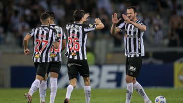 Atlético-MG é o líder do Brasileirão