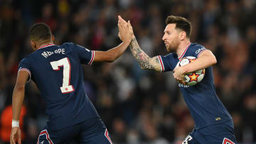 Lionel Messi, Kylian Mbappe: una dupla letal.