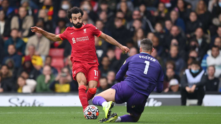 Twitter goes ballistic as Mohamed Salah dismantles Watford