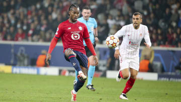 Lille vs Sevilla