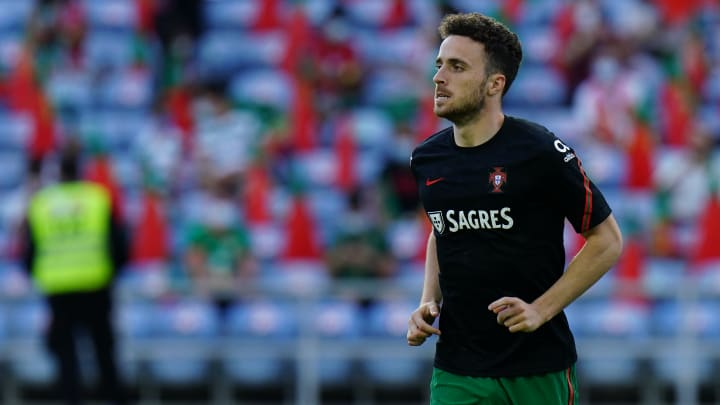 Jota is a doubt for Portugal's World Cup qualifier with Luxembourg
