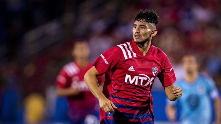 Pepi's 13 MLS goals have earned him his first senior caps with the United States.
