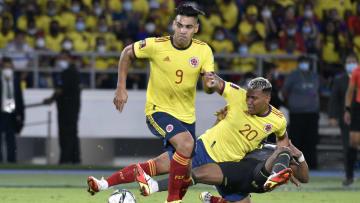 Colombia sumó tres empates consecutivos y se mantiene con vida en las Eliminatorias