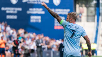 Russell has scored in a club-record seven consecutive MLS appearances.