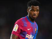 El Barcelona ultima la renovación de Ansu Fati