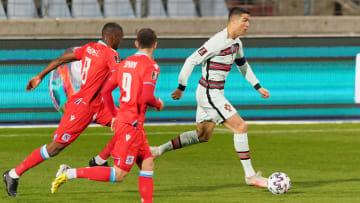 Portugal volta a enfrentar a Seleção de Luxemburgo.