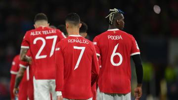 Các ngôi sao của United đang không có được phong độ tốt tại câu lạc bộ