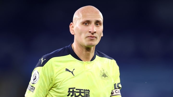 Jonjo Shelvey is focusing on the positive impact the Newcastle takeover could have on the club