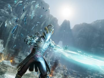 Here are the best ways to level up in New World.