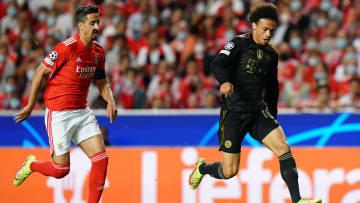 Bayern muss gegen Benfica ran