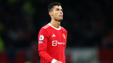 Cristiano Ronaldo struggled as Manchester United were thrashed 5-0 by Liverpool