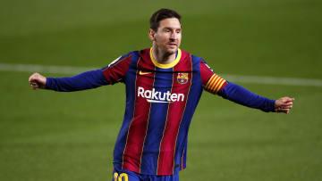 Lionel Messi, sin dudas, el gran protagonista argentino del Barcelona vs. Real Madrid.