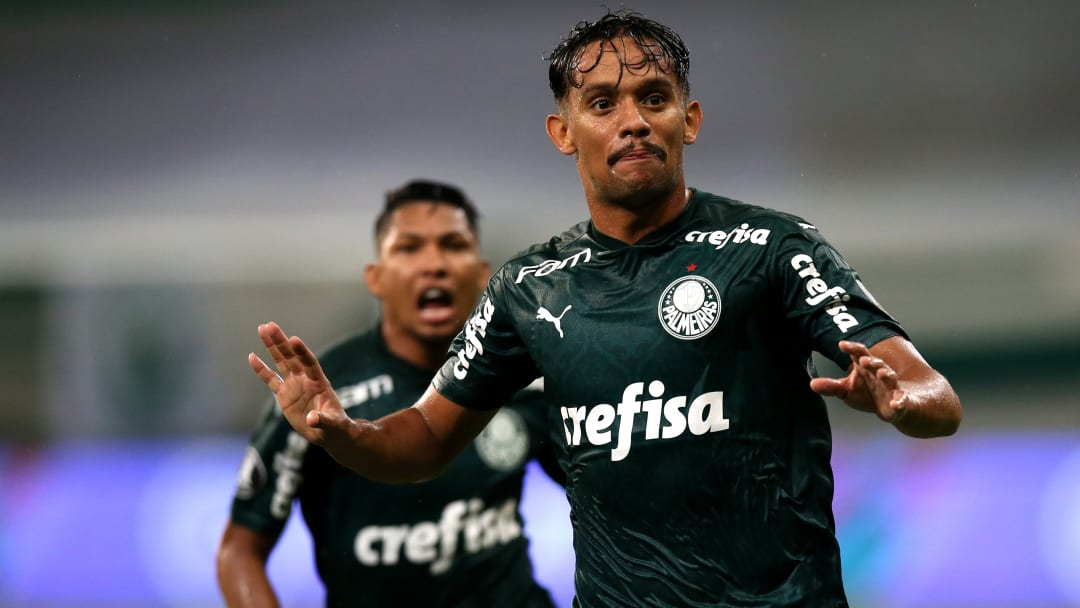 Gustavo Scarpa merece mais oportunidades no Palmeiras.
