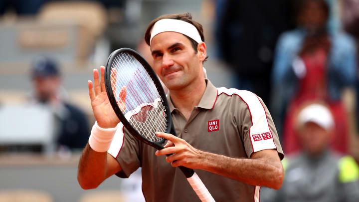 Roger Federer actualmente se ubica en el puesto 15 de la ATP