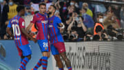 Barcelona came out on top against Valencia