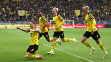 Dortmund's time on the top of the pile may not last long